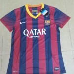 Barca Home Ladies 13/14